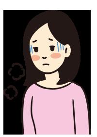 風邪の症状?
